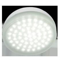Лампа Ecola Light GX53 LED  4,2W Tablet 220V 2800K 27x75 матовое стекло 30000h