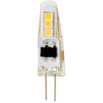 Лампа светодиодная Ecola Light G4  LED  1,5W Corn Micro 220V 4200K 35x10