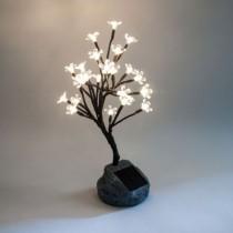"""Газонный светильник на солнечной батарее Feron, """"Дерево сакуры"""",PL311"""