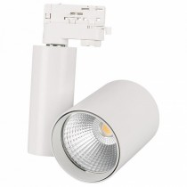 Светильник на штанге Arlight Lgd-Shop LGD-SHOP-4TR-R100-40W Warm3000 (WH, 24 deg)